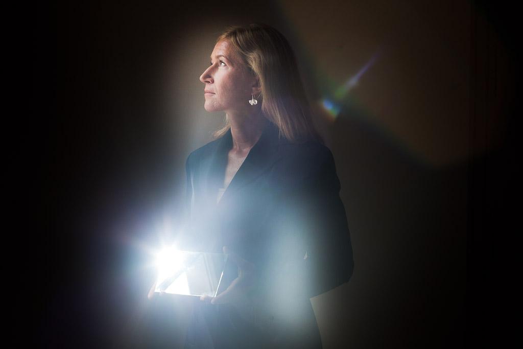 Aglaia Wieland, CEO, Desertec