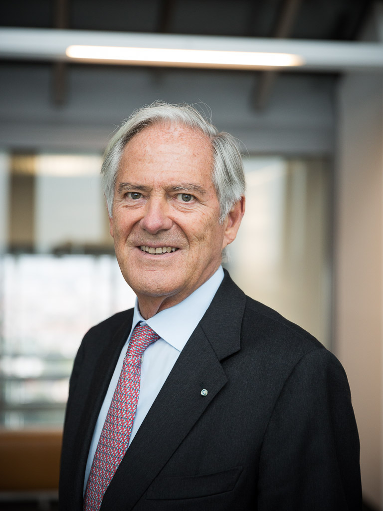 Roland Berger, Unternehmensberater
