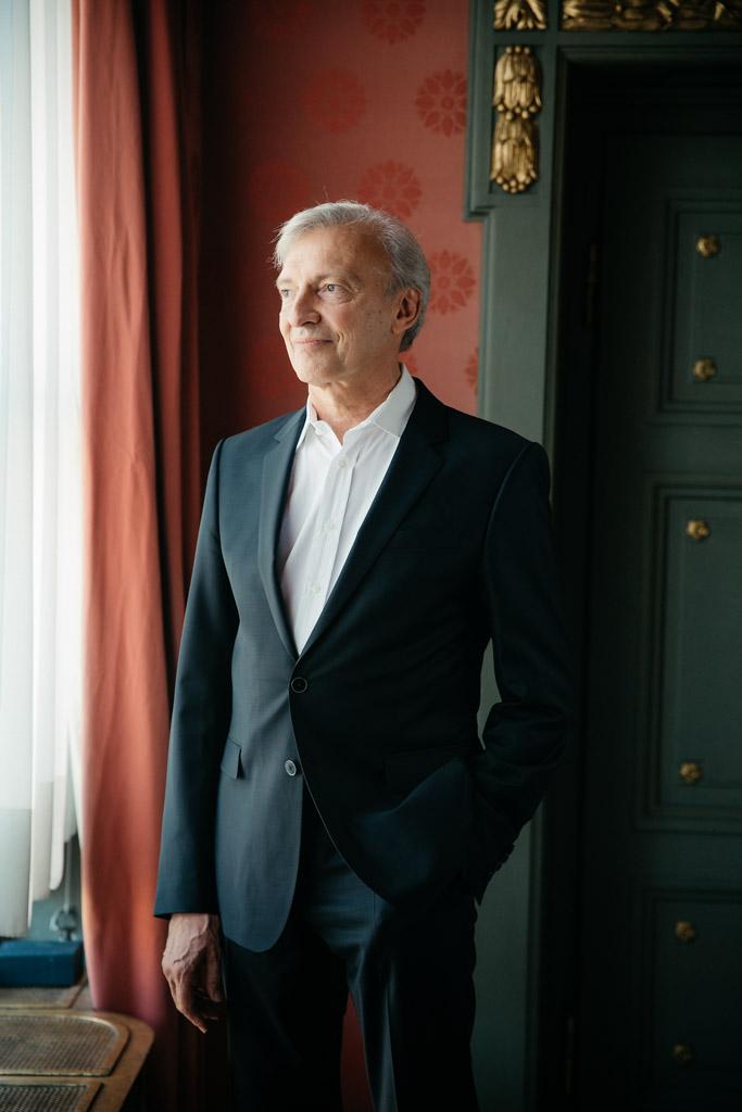 Hans-Jürgen Drescher, Präsident der August-Everding Theaterakademie