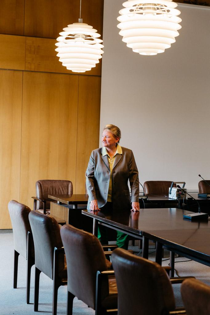 Susanna Tausendfreund, Bürgermeisterin von Pullach,
