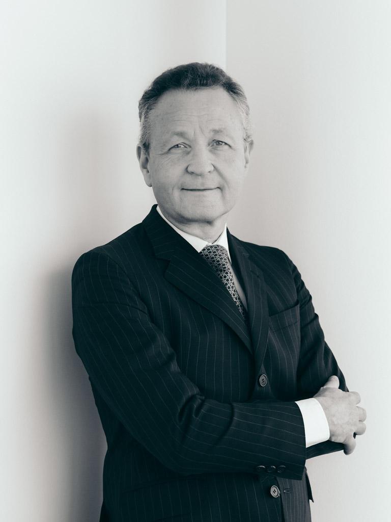 Klaus Josef Lutz, CEO, Baywa