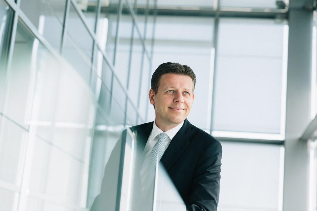 Jes Munk Hansen, CEO, LEDVANCE