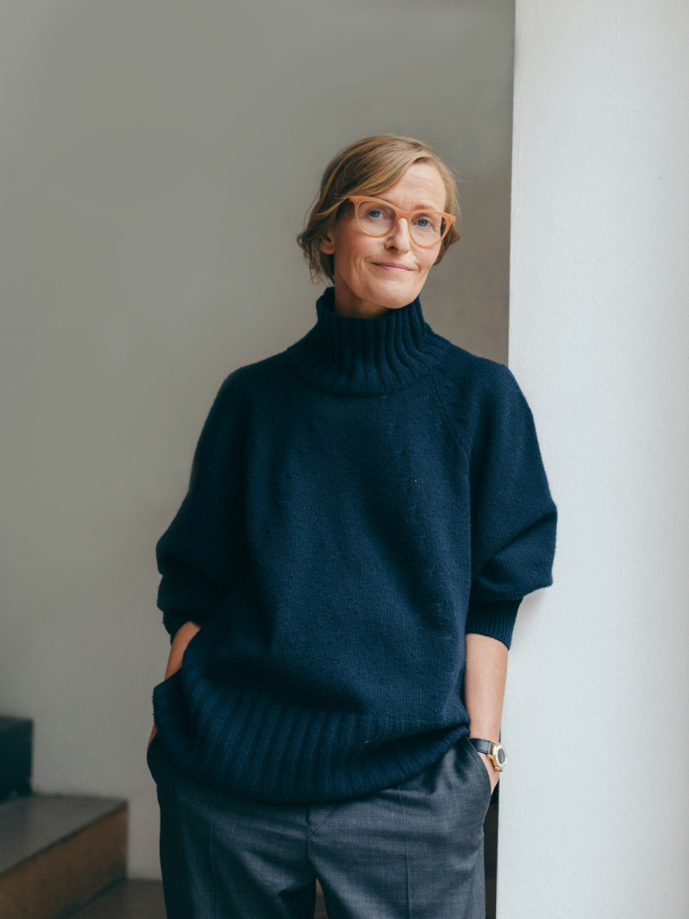 Marietta Piekenbrock, Programmdirektorin, Volksbühne Berlin 2017