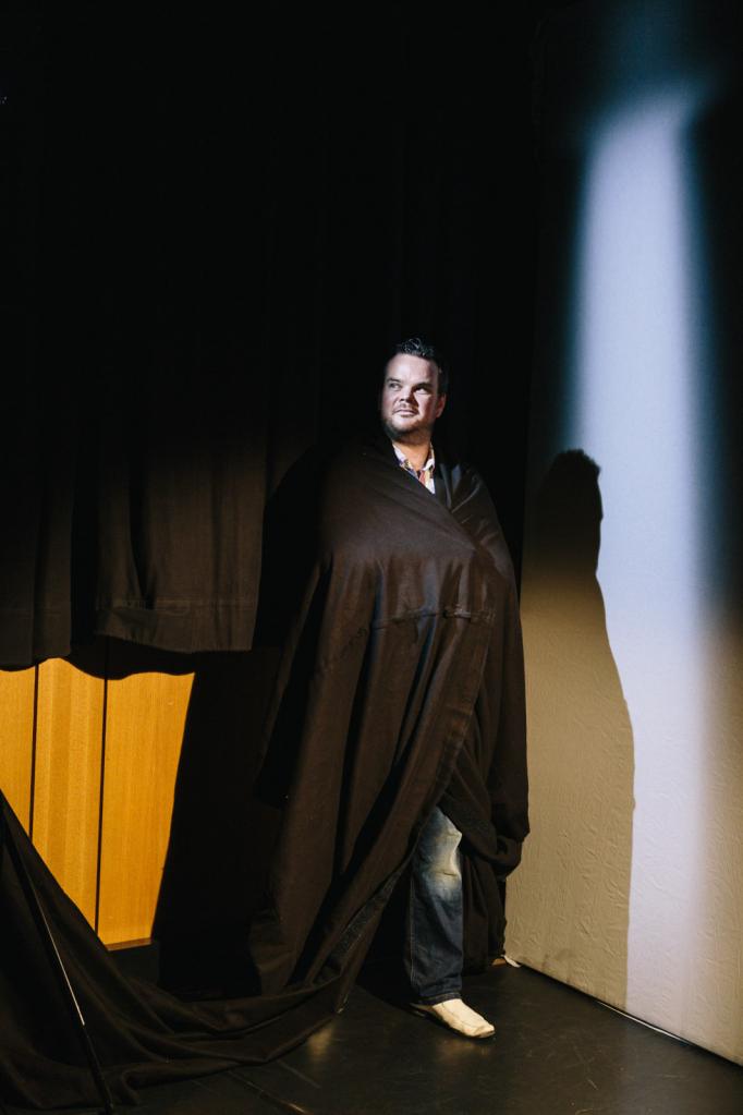 James Homan, Opernsänger