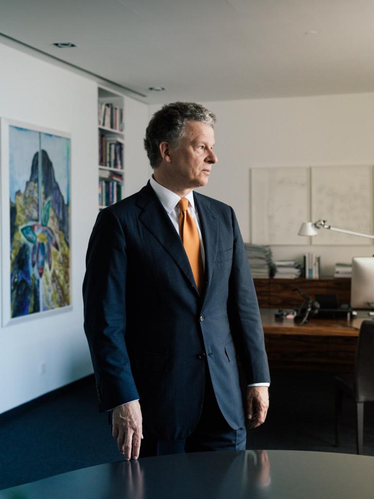 Paul-Bernhard Kallen, CEO, Hubert Burda Media