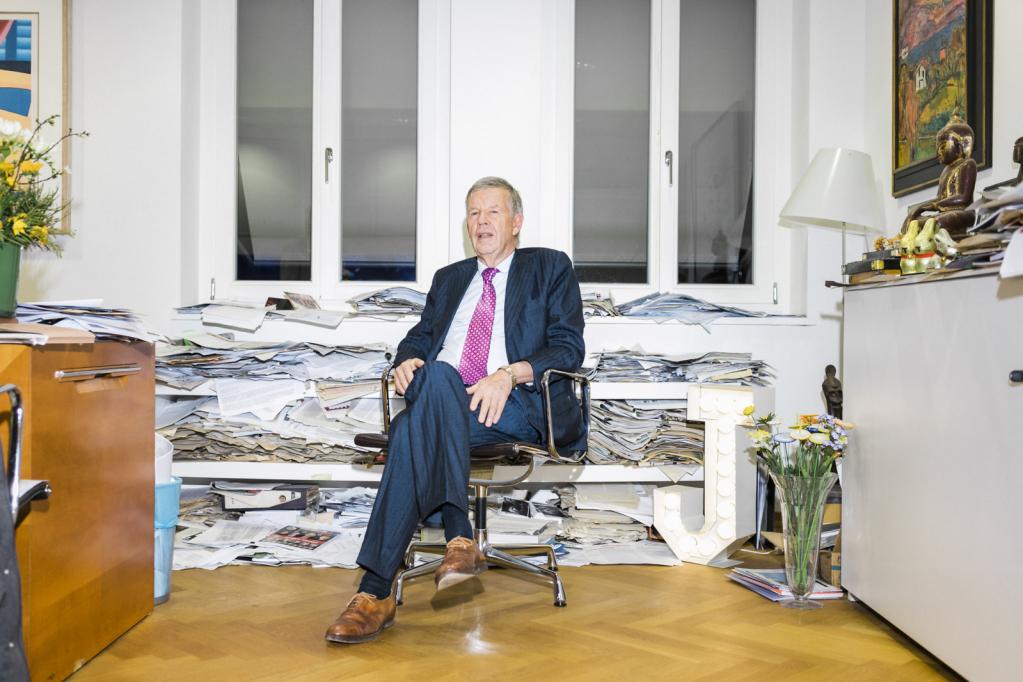 Jens Ehrhardt, Fondsmanager, DJE