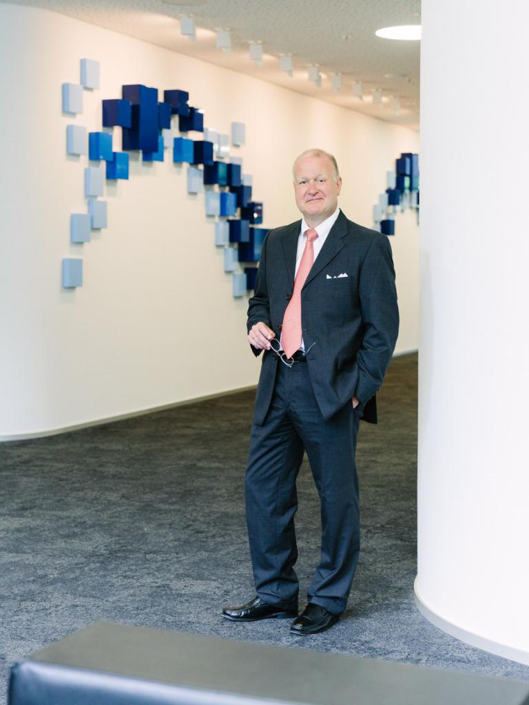 Thomas Wünnemann, CEO, HoffmannEitle