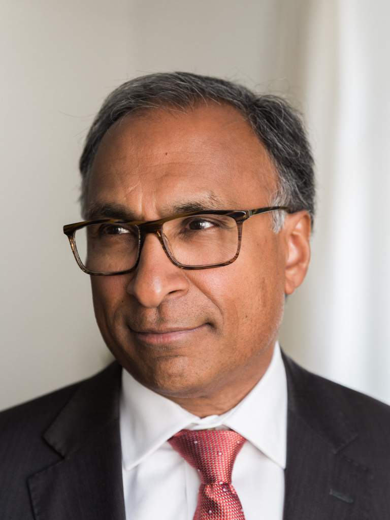 Niran Peiris, Vorstand, Allianz