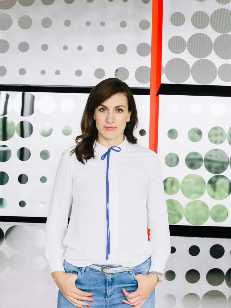 Magdalena Rogl, Microsoft