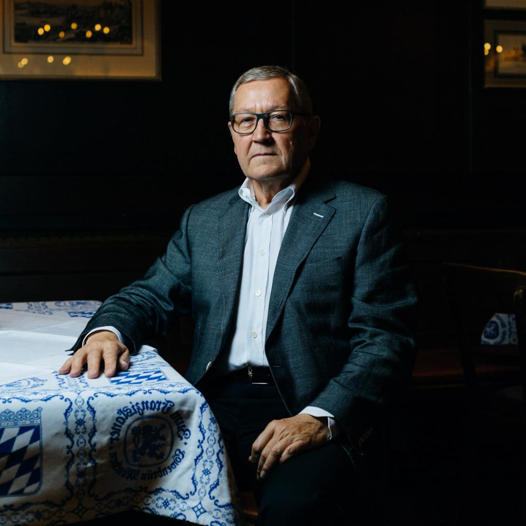 Klaus Regling, Direktor des Eurorettungsschirms