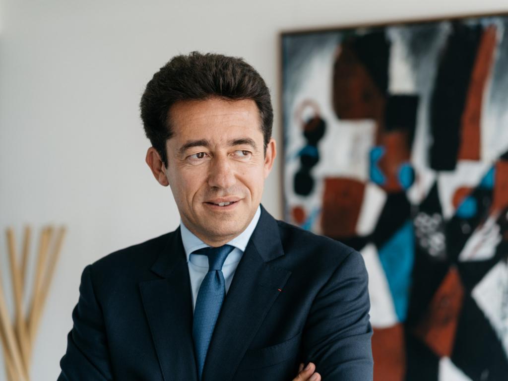 Charles-Edouard Bouee, CEO, Rolandberger