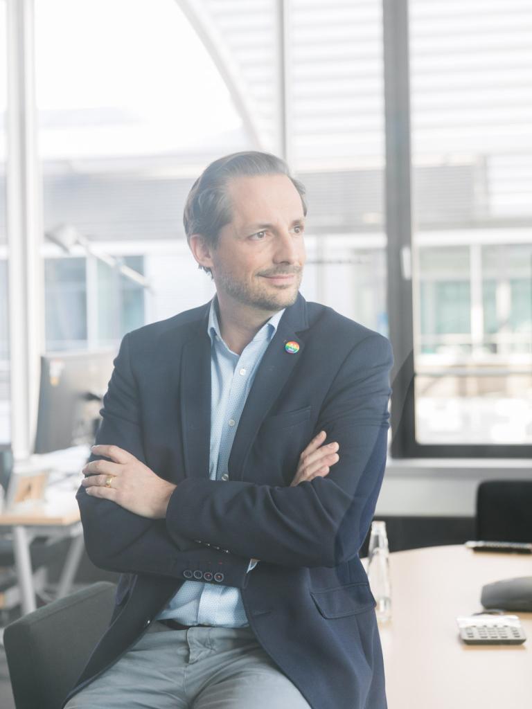 Christoph Kull, CEO, ADOBE D