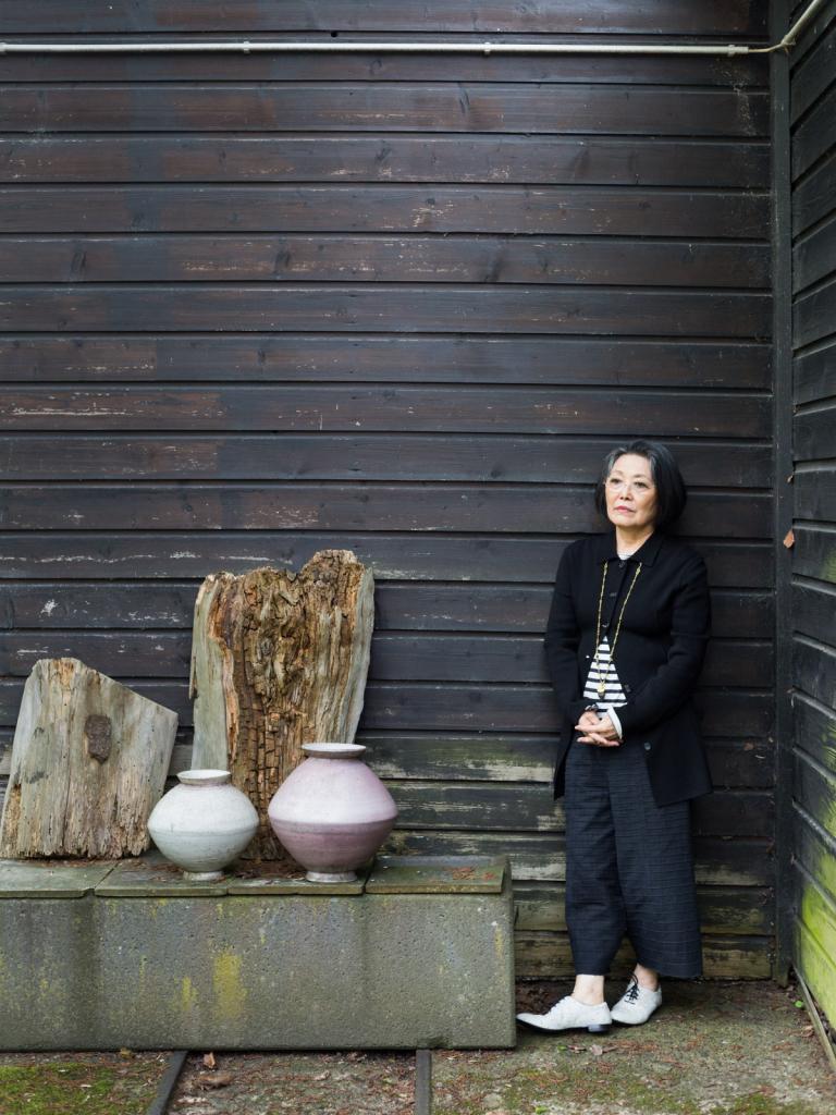 Young-Jae Lee, Keramikerin