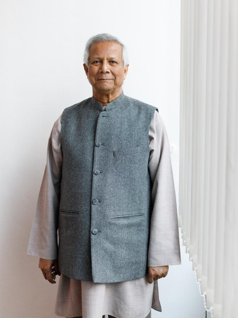 Muhamad Yunus, Friedensnobelpreisträger